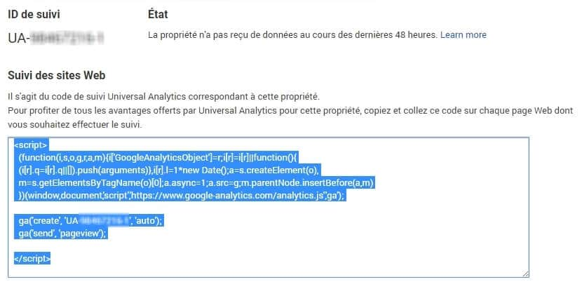 code-suivi-google-analytics