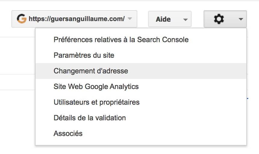 changement-adresse-site-google