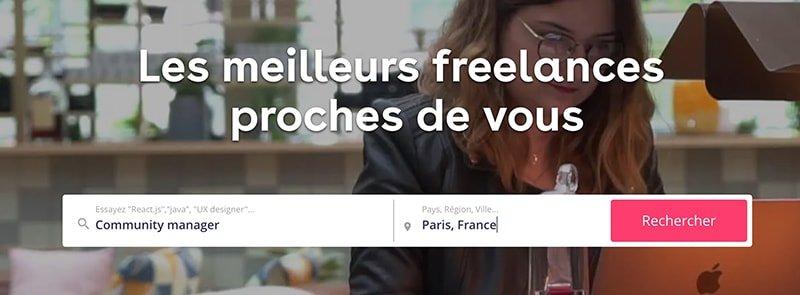 trouver freelance malt