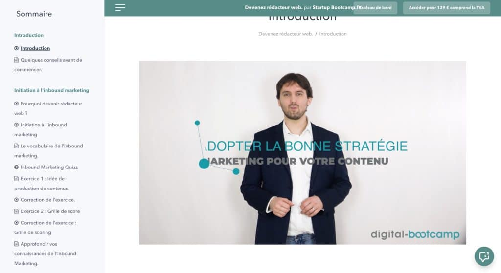 formation rédacteur web 100% en ligne
